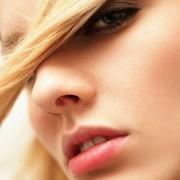 Blonde * on My World.