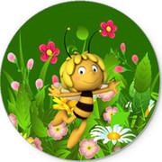 Пчелка  ДЗ on My World.